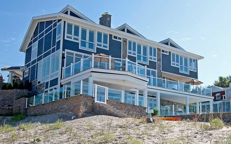 Ious Lake Michigan Beach House